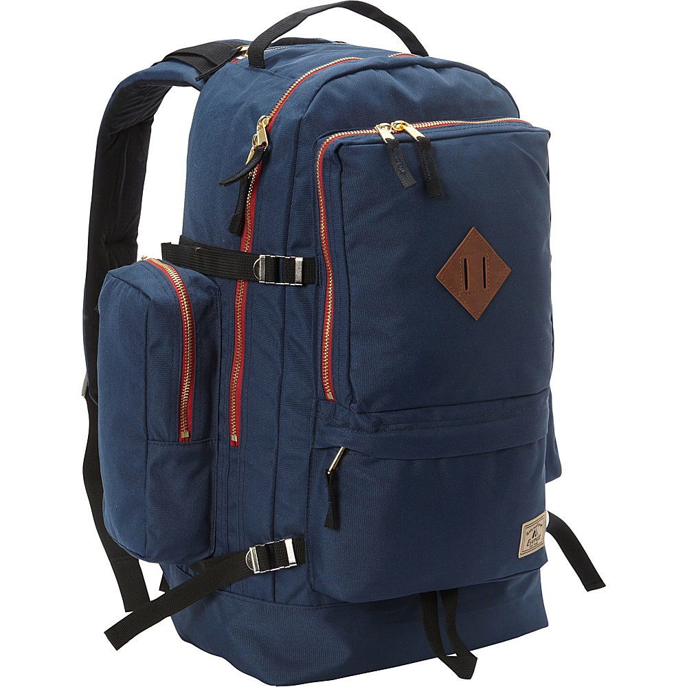 Everest Daypack with Laptop Pocket Navy - Everest Business & Laptop Backpacks - Backpacks, Business & Laptop Backpacks