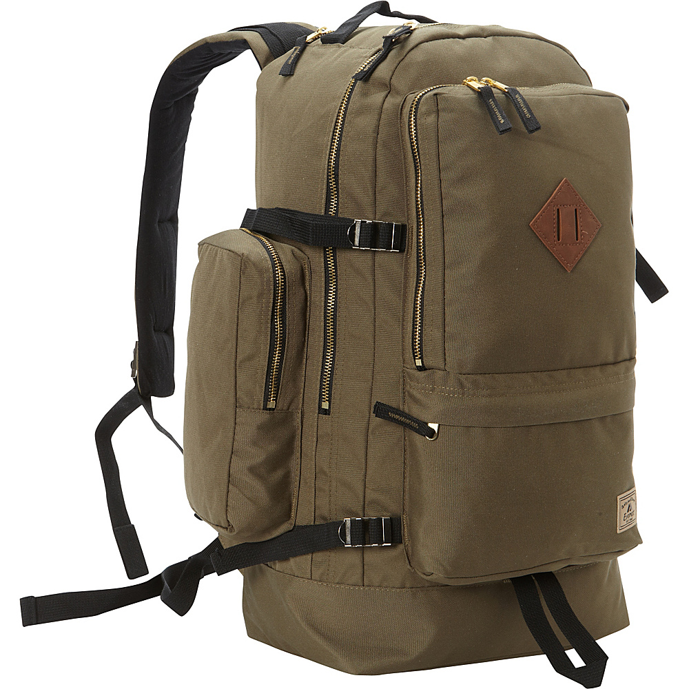 Everest Daypack with Laptop Pocket Olive - Everest Business & Laptop Backpacks - Backpacks, Business & Laptop Backpacks