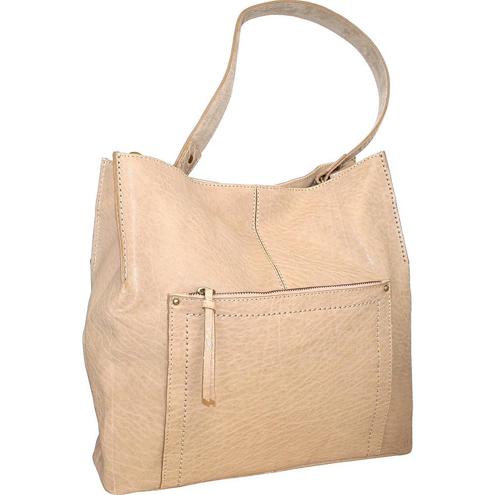 Nino Bossi Hey Paula Shoulder Bag Peanut - Nino Bossi Leather Handbags - Handbags, Leather Handbags