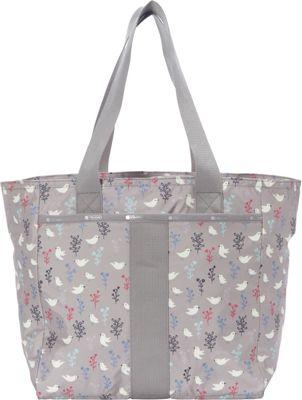 LeSportsac Everyday Tote Song Birds C - LeSportsac Fabric Handbags