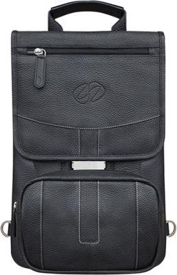 MacCase Premium Leather iPad Pro Flight Jacket Black - MacCase Electronic Cases