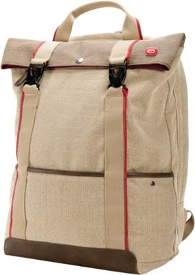 Oxio Rykke Laptop Backpack Beige - Oxio Business & Laptop Backpacks