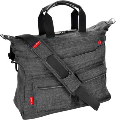 Oxio Oxio Sheenko II Laptop Tote Grey - Oxio All-Purpose Totes