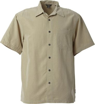 Royal Robbins Desert Pucker Short Sleeve XL - Soapstone - Royal Robbins Men's Apparel