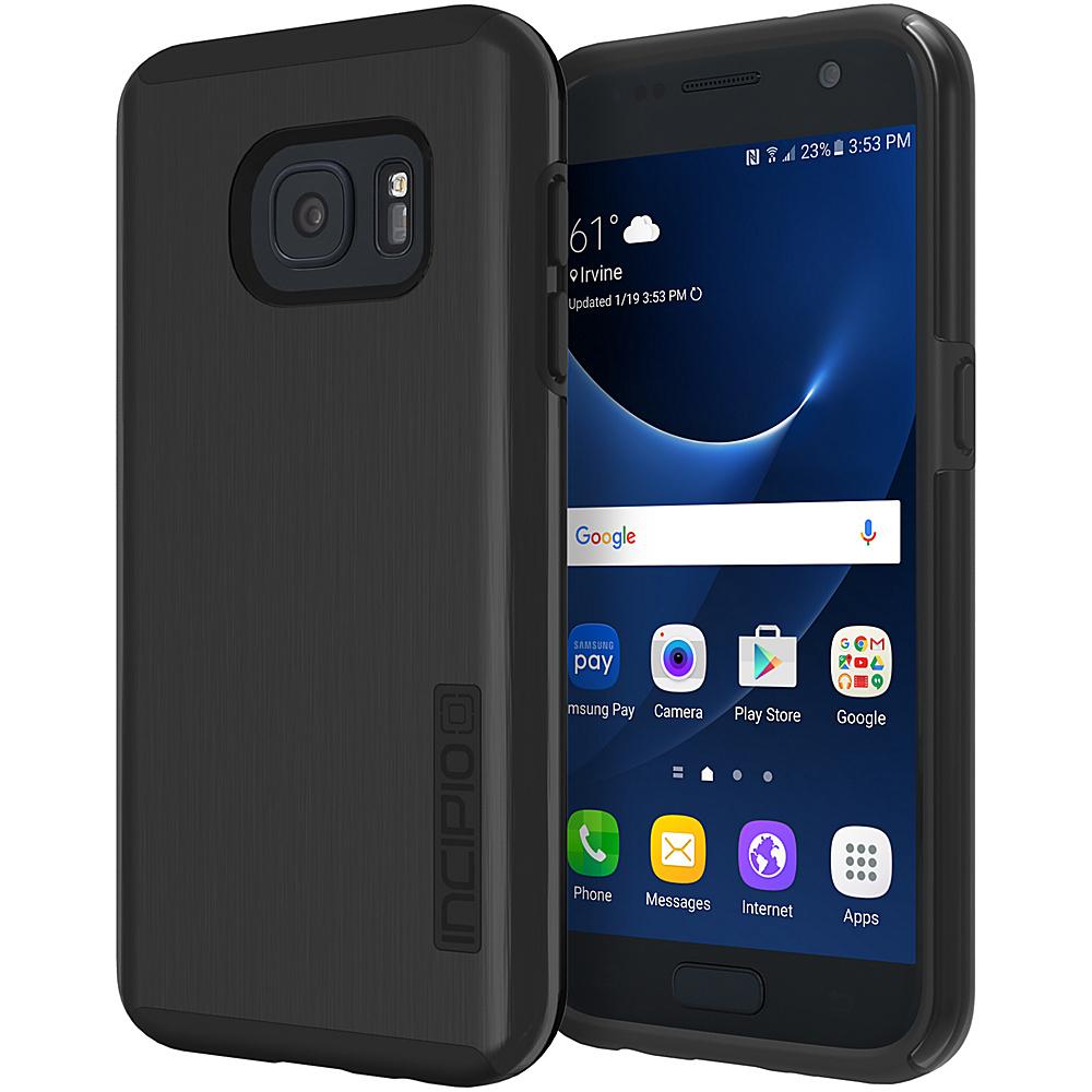 Incipio DualPro Shine for Samsung Galaxy S7 Black/Black - Incipio Electronic Cases - Technology, Electronic Cases