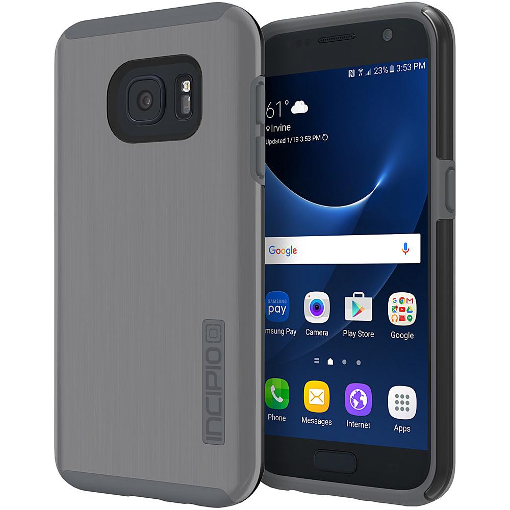 Incipio DualPro Shine for Samsung Galaxy S7 Gunmetal/Gray - Incipio Electronic Cases - Technology, Electronic Cases