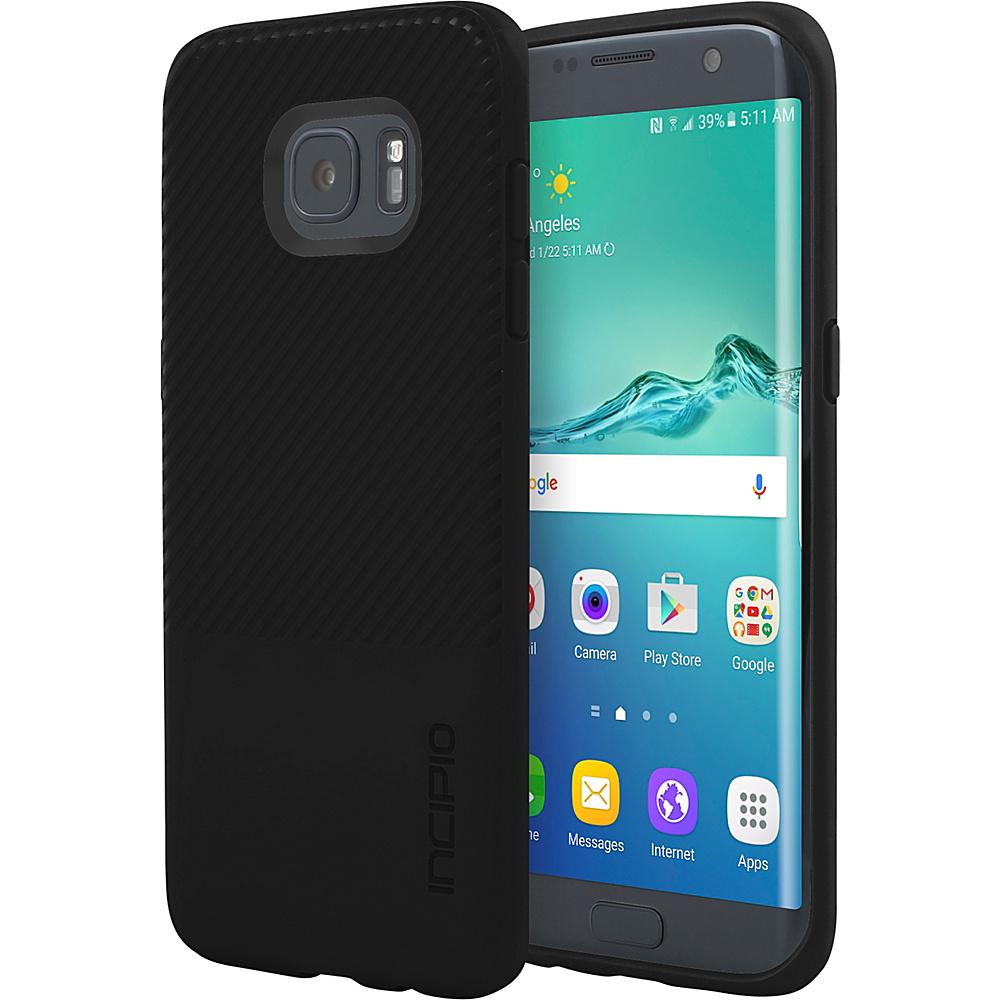 Incipio Twill Block for Samsung Galaxy S7 Edge Black - Incipio Electronic Cases - Technology, Electronic Cases