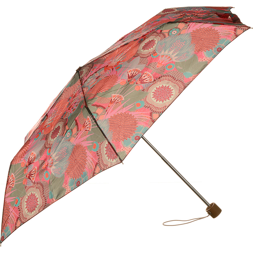 Oilily Umbrella Raspberry Oilily Outdoor Accessories