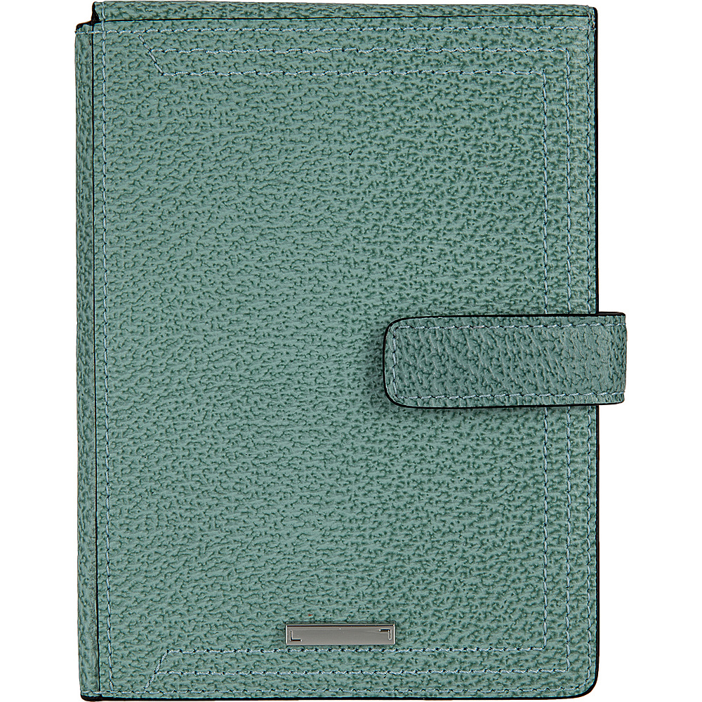 Lodis Stephanie Under Lock & Key Passport Wallet W/Ticket Flap Ocean - Lodis Travel Wallets - Travel Accessories, Travel Wallets