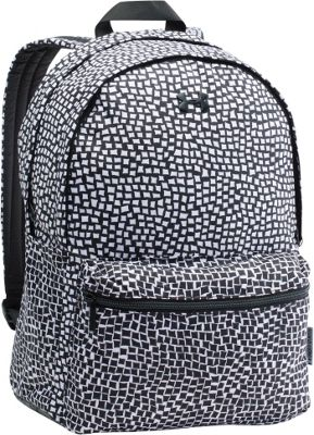 Under Armour Favorite Backpack Black/White - Under Armour Laptop Backpacks