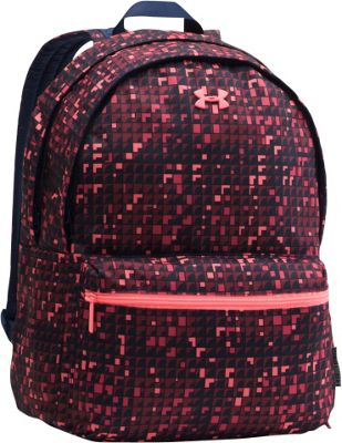 Under Armour Favorite Backpack Midnight Navy/Brilliance/Pink Sky - Under Armour Business & Laptop Backpacks