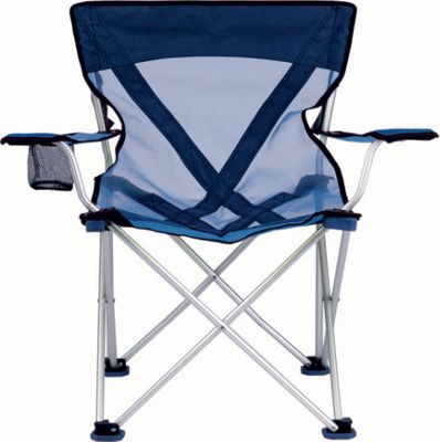 Travel Chair Company Teddy Steel Chair Blue - Travel Chair Company Outdoor Accessories