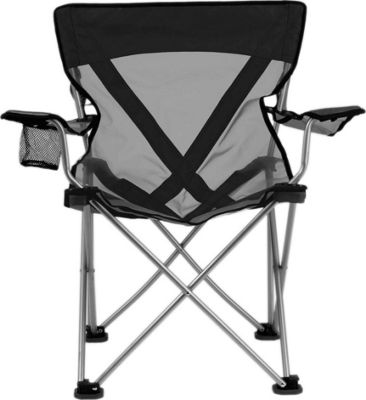 Travel Chair Company Teddy Steel Chair Black - Travel Chair Company Outdoor Accessories