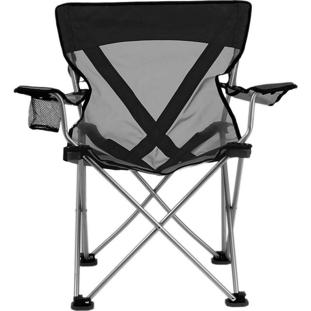 Travel Chair Company Teddy Steel Chair Black Travel Chair Company Outdoor Accessories