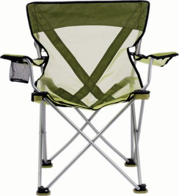 Travel Chair Company Teddy Steel Chair Lime - Travel Chair Company Outdoor Accessories