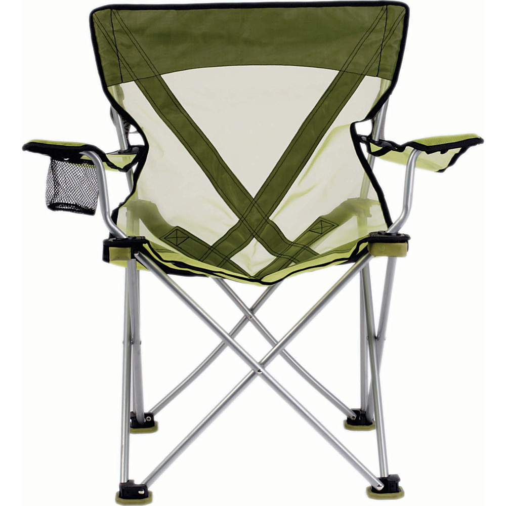 Travel Chair Company Teddy Steel Chair Lime Travel Chair Company Outdoor Accessories