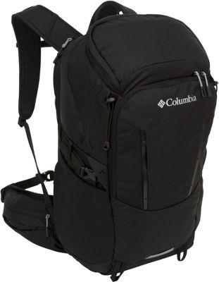 Columbia Sportswear Tabor Daypack Black - Columbia Sportswear Day Hiking Backpacks