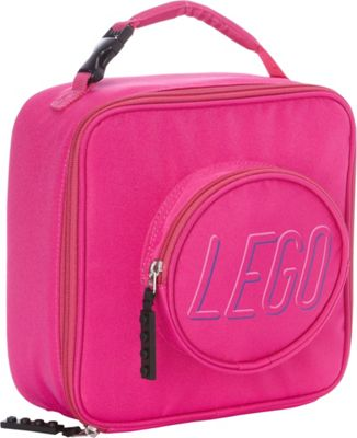LEGO Brick Eco Lunch Pink - LEGO Travel Coolers