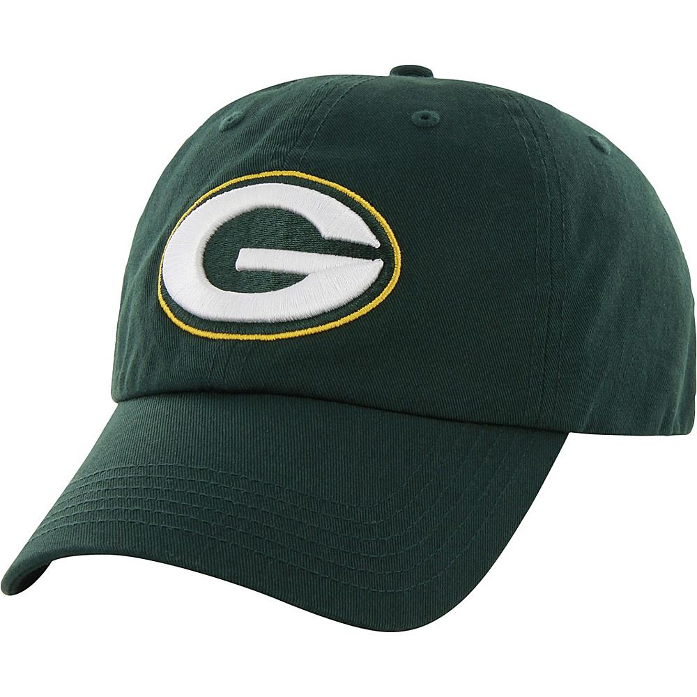 Fan Favorites NFL Clean Up Cap Green Bay Packers Fan Favorites Hats Gloves Scarves