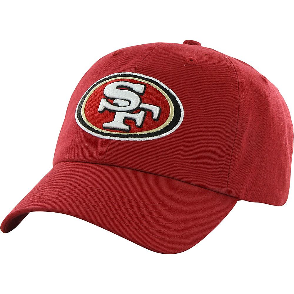 Fan Favorites NFL Clean Up Cap San Francisco 49ers Fan Favorites Hats Gloves Scarves