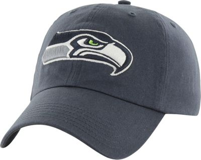 Fan Favorites NFL Clean Up Cap One Size - Seattle Seahawks - Fan Favorites Hats/Gloves/Scarves