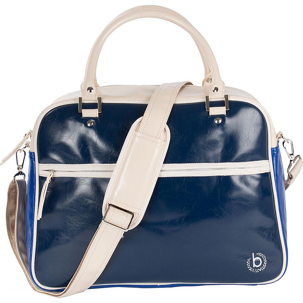 Bugatti Giocco Zip Bag Blue Bugatti Messenger Bags