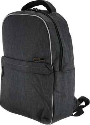 Carbon Sesto Carbon Sesto DC Confidential Laptop Backpack Space Grey - Carbon Sesto Business & Laptop Backpacks