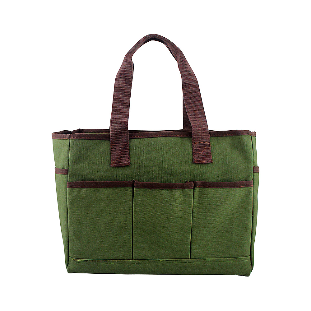 CB Station Utility Tote Olive - CB Station Fabric Handbags