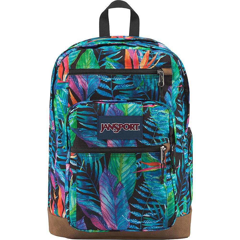 JanSport Cool Student Backpack Vivid Paradise - JanSport Everyday Backpacks