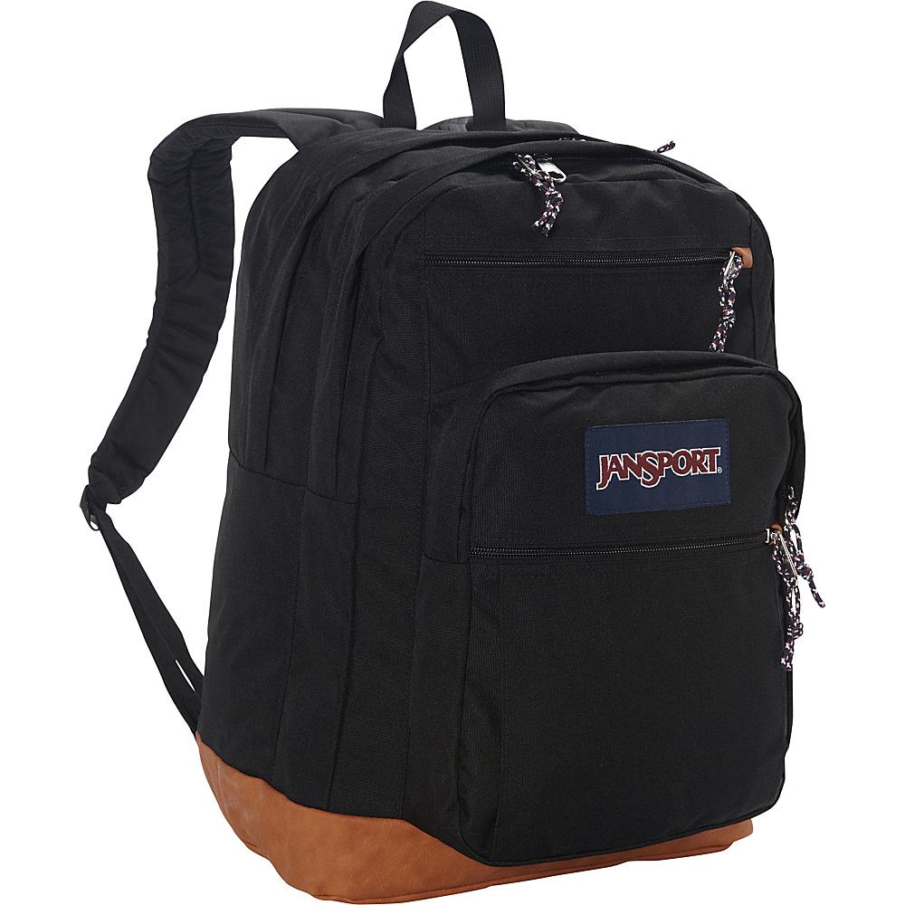 JanSport Cool Student Backpack Black - JanSport Everyday Backpacks