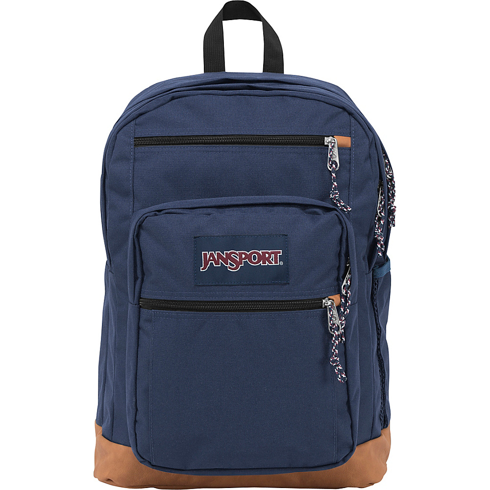 JanSport Cool Student Backpack Navy - JanSport Everyday Backpacks
