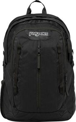 JanSport Tilden Laptop Backpack Black - JanSport Business & Laptop Backpacks