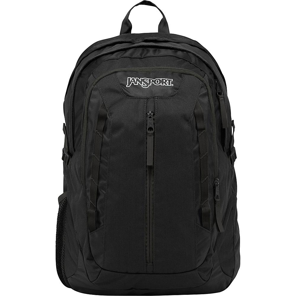 JanSport Tilden Laptop Backpack Black - JanSport Business & Laptop Backpacks - Backpacks, Business & Laptop Backpacks