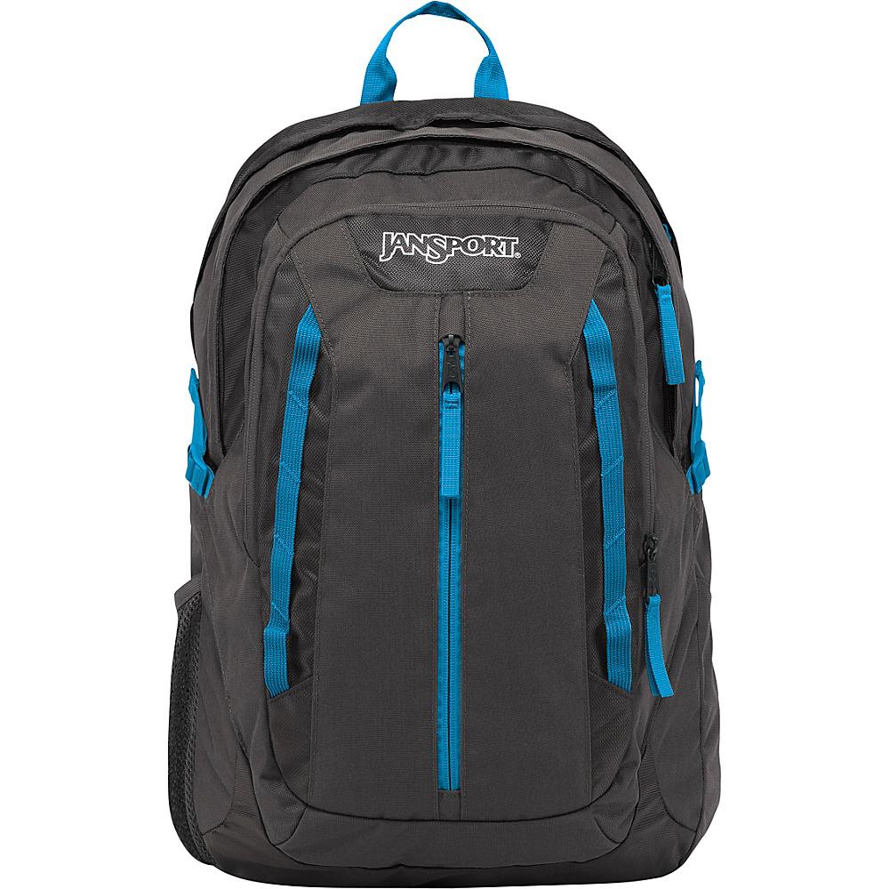 JanSport Tilden Laptop Backpack Forge Grey - JanSport Laptop Backpacks - Backpacks, Laptop Backpacks