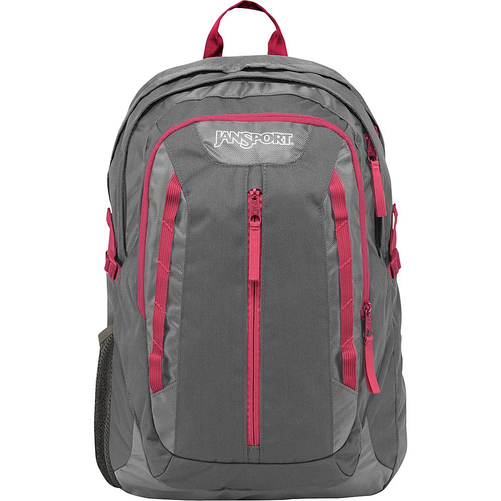 JanSport Tilden Laptop Backpack New Storm Grey - Monochrome - JanSport Laptop Backpacks - Backpacks, Laptop Backpacks