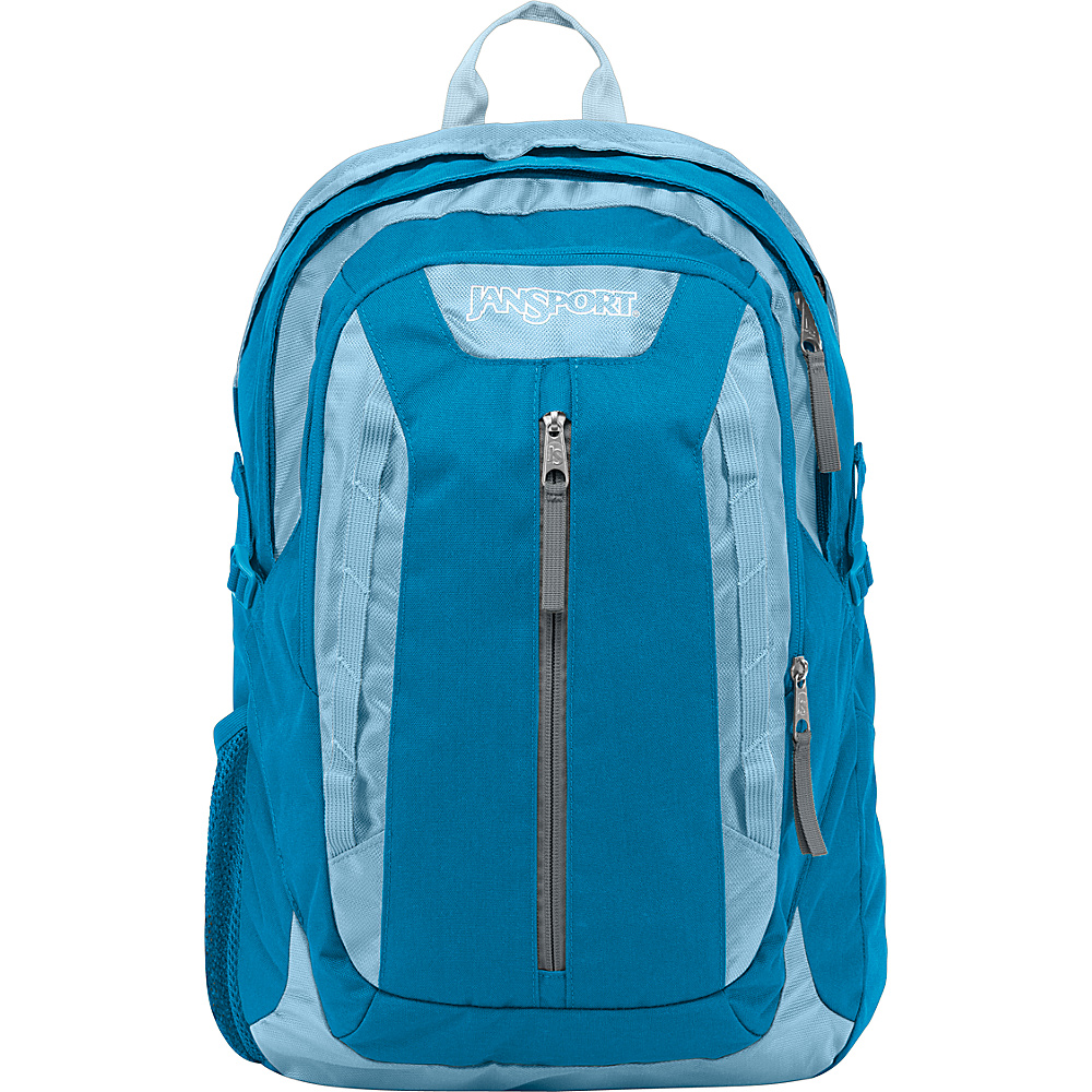 JanSport Tilden Laptop Backpack Blue Crest / Steel Blue - JanSport Business & Laptop Backpacks