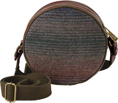 Pendleton Canteen Bag Yakima Camp Stripe - Pendleton Fabric Handbags