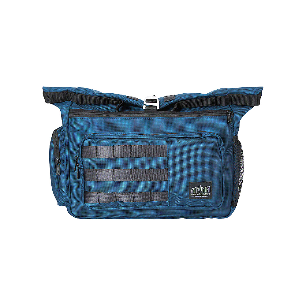 Manhattan Portage Standard  Bag Navy - Manhattan Portage Other Mens Bags - Work Bags & Briefcases, Other Men's Bags