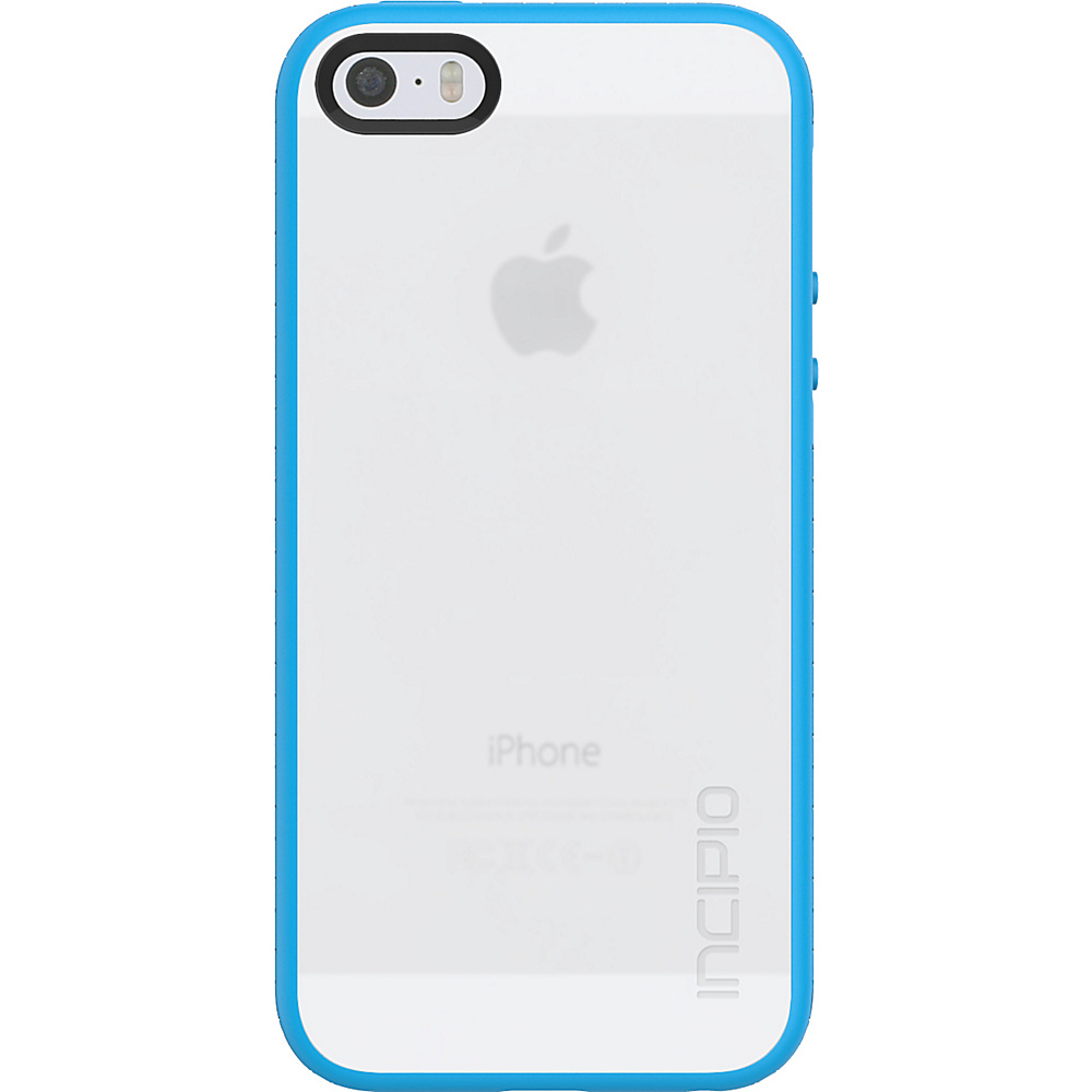 Incipio Octane for iPhone 5/5s/SE Frost/Cyan - Incipio Electronic Cases - Technology, Electronic Cases