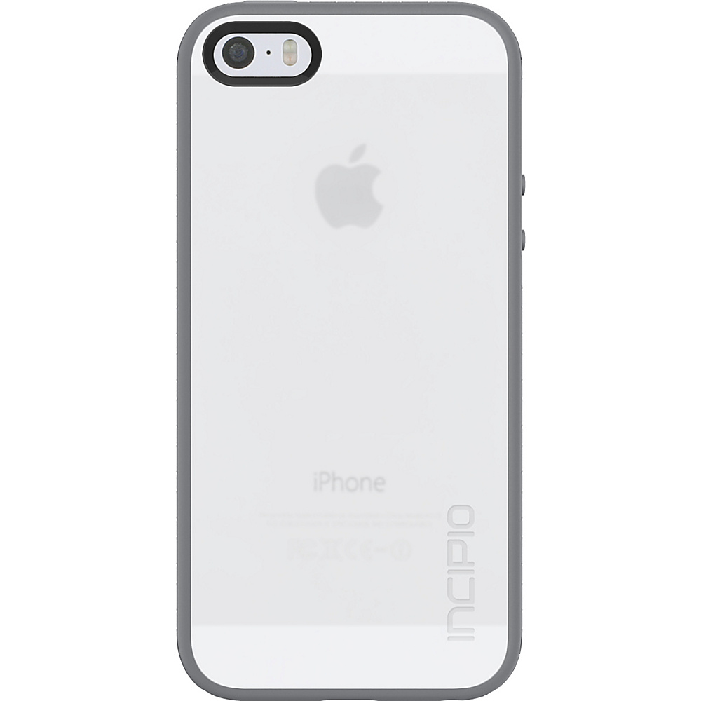 Incipio Octane for iPhone 5/5s/SE Frost/Gray - Incipio Electronic Cases - Technology, Electronic Cases