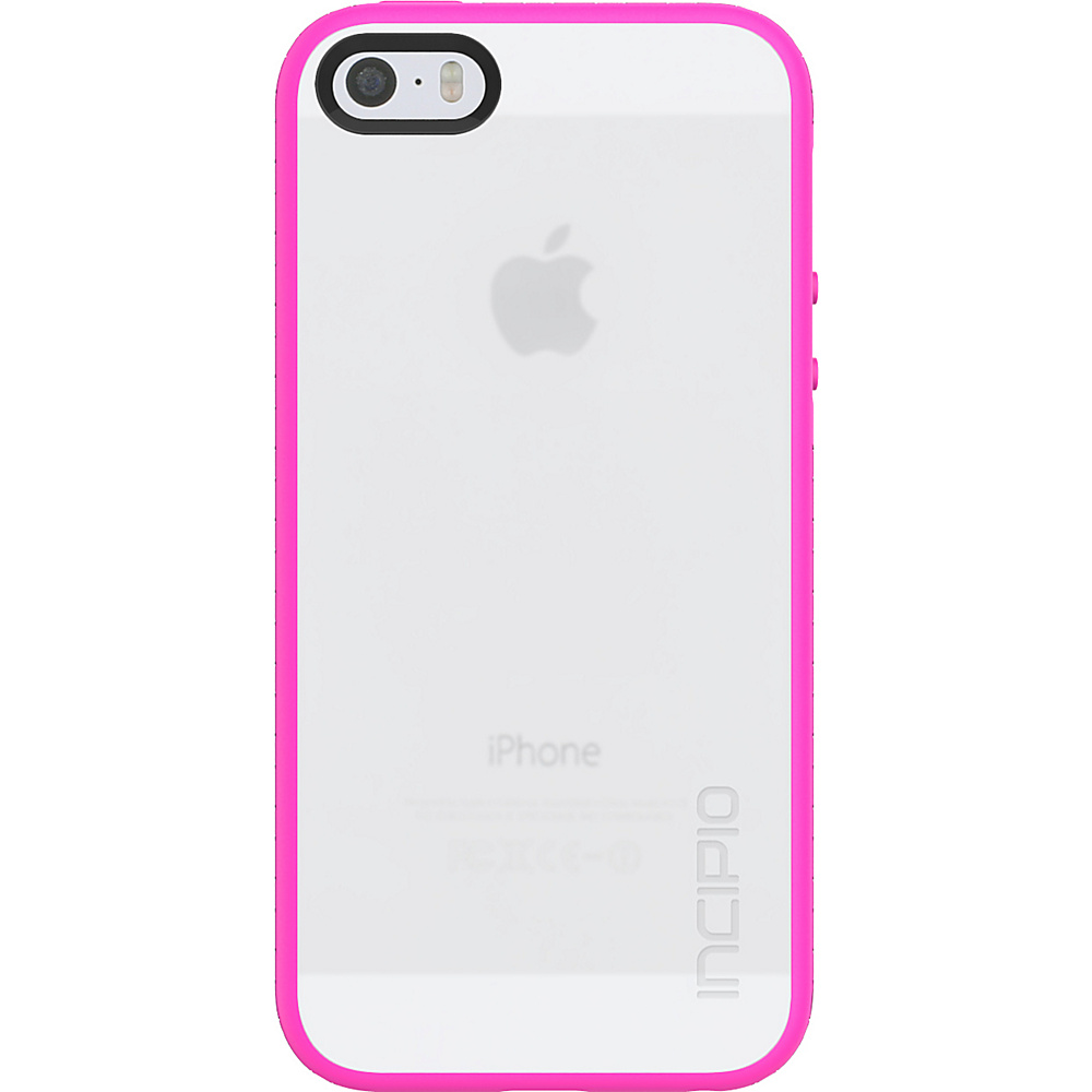 Incipio Octane for iPhone 5/5s/SE Frost/Neon Pink - Incipio Electronic Cases - Technology, Electronic Cases