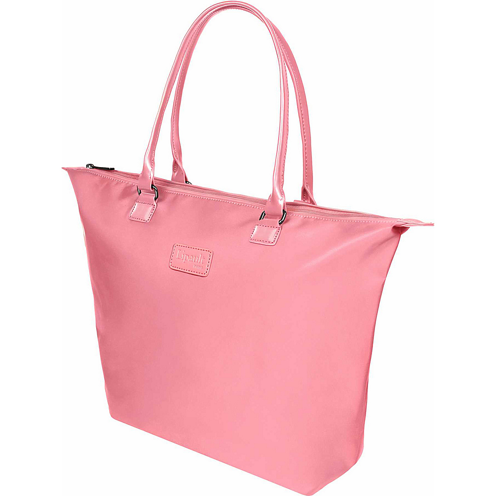 Lipault Paris Tote Bag Medium Antique Pink Lipault Paris Luggage Totes and Satchels