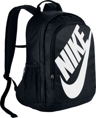 Nike Hayward Futura 2.0 Backpack BLACK/BLACK/(WHITE) - Nike School & Day Hiking Backpacks 10457428