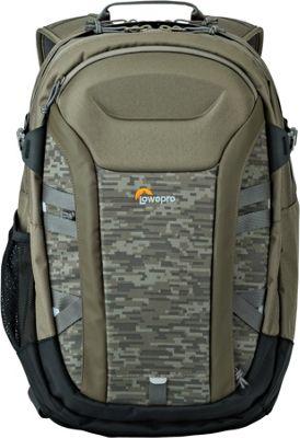 Lowepro RidgeLine Pro BP 300 AW Backpack Mica/Pixel Camo - Lowepro Business & Laptop Backpacks