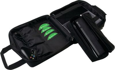 CTA Digital Xbox One/Xbox 360/Xbox Slim/Xbox Kinect Carrying Case Black - CTA Digital Electronic Accessories