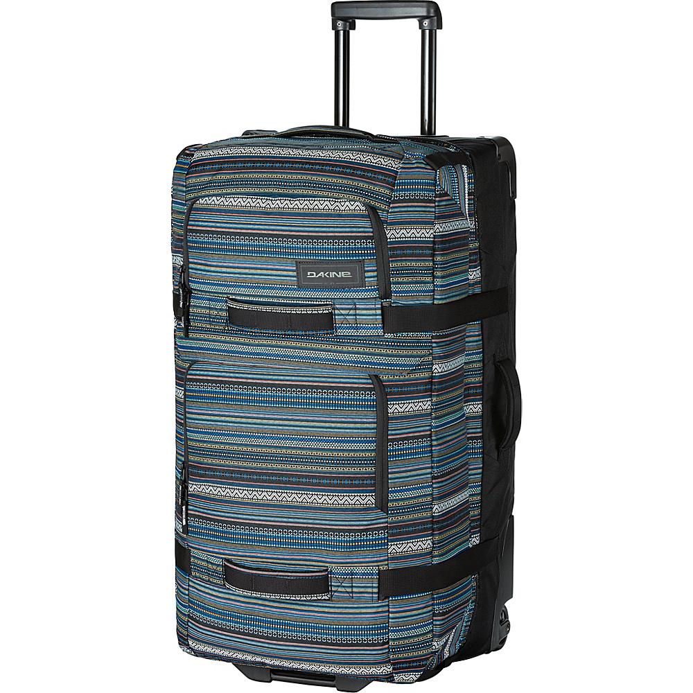 DAKINE Womens Split Roller 85L Cortez - DAKINE Rolling Duffels - Luggage, Rolling Duffels