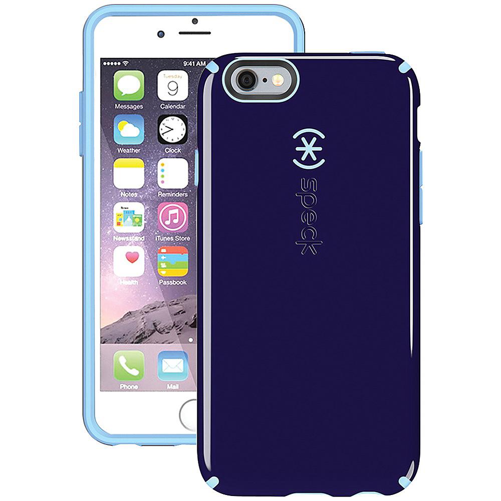 Speck IPhone 6 Plus 6s Plus Candyshell Case Berryblack Purple Periwinkle Blue Speck Electronic Cases