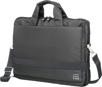 Moleskine Device Bag, 15.4 inch, Horizontal Paynes Grey - Moleskine Non-Wheeled Business Cases