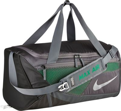Nike Vapor Max Air Duffel Medium Dark Grey/Max Orange/Metallic Silver - Nike Gym Duffels