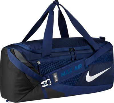 Nike Vapor Max Air Duffel Medium Binary Blue/Black/Metallic Silver - Nike Gym Duffels